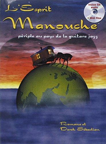 9788882918934: Lesprit Manouche Guitar