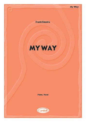 9788882918972: Frank Sinatra: My Way (Sheet)