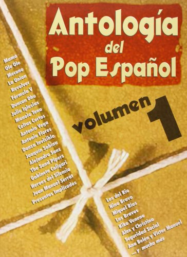 9788882919962: ANTOLOGIA DEL POP ESPAOL V.1 (NUEVO)