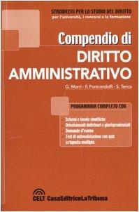 9788882947545: Compendio di diritto amministrativo