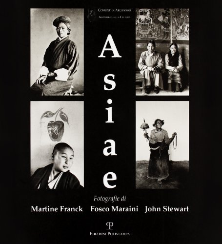 9788883043499: Asiae. Fotografie di Martine Frank, Fosco Maraini, John Stewart