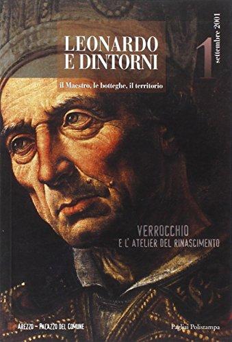 9788883043536: Verrocchio e l'atelier del Rinascimento (Leonardo e dintorni, il maestro, le botteghe, il territorio)