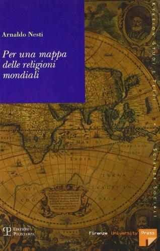 Per una mappa delle religioni mondiali.: Nesti Arnaldo.