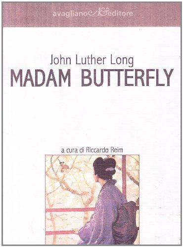 9788883092800: Madame Butterfly (Straniera)