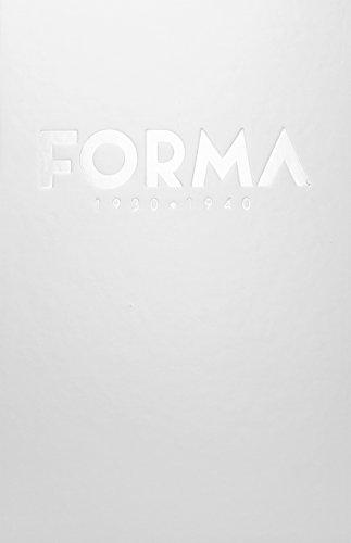 Forma. 1930-1940.: Ferri,Fabrizio.