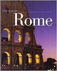 9788883100956: Capitali Dell'Arte: Rome