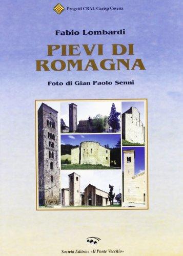 9788883122316: Pievi di Romagna.