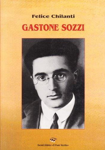 9788883122989: Gastone Sozzi