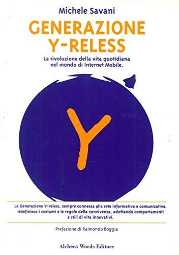 9788883162053: Generazione Y-erless