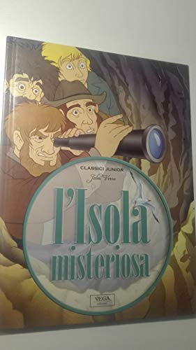 L'isola misteriosa: Verne, Jules