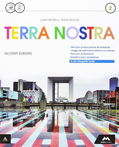 9788883326738: Terra Nostra Italia - Volume 2 + Atlante 2 con Laboratorio delle competenze e Contenuti Digitali Integrativi online