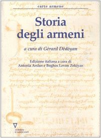 9788883352812: Storia degli armeni (Carte armene)