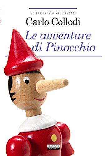 9788883371530: Le avventure di Pinocchio