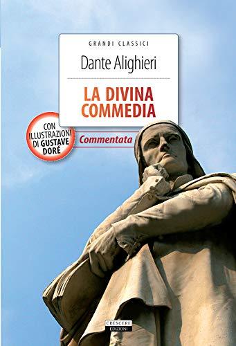 9788883372056: La Divina Commedia. Ediz. integrale (Grandi classici)
