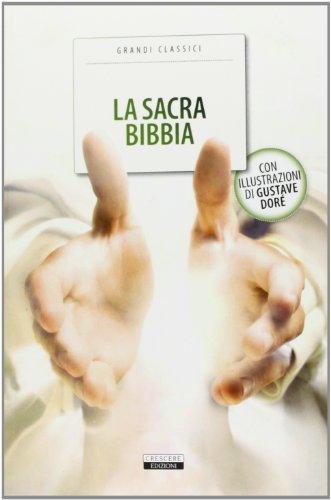 9788883372278: La Sacra Bibbia. Con Segnalibro