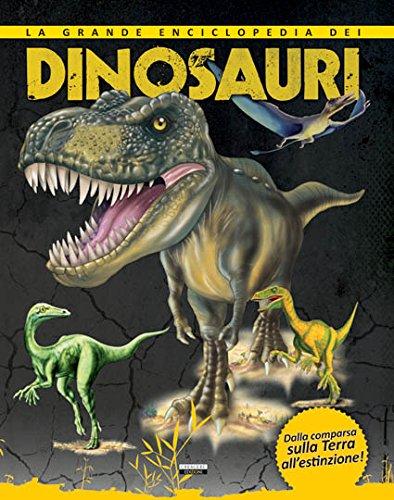 9788883372292: La grande enciclopedia dei dinosauri