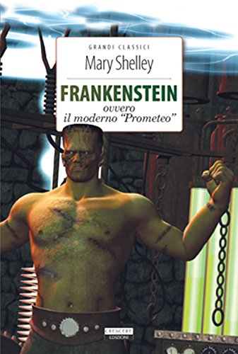 9788883372926: Frankenstein. Ediz. integrale