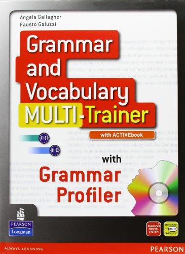 9788883390746: Grammar and vocabulary multitrainerLIM. Per le Scuole superiori. Con espansione online. Con libro
