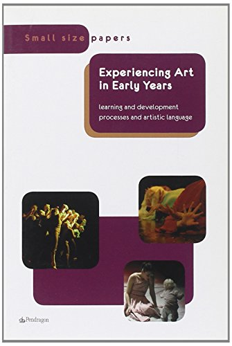 9788883427343: Experiencing art in early years. Lerning and development processes and artistic language