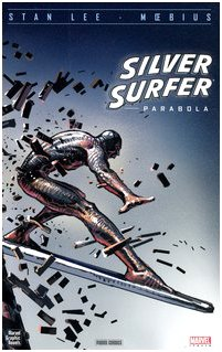 9788883432873: Parabola. Silver Surfer