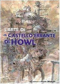 9788883435232: Il castello errante di Howl. The art book