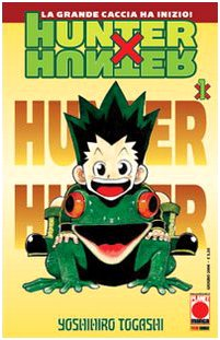 9788883439315: Hunter x Hunter: 1 (Planet manga)