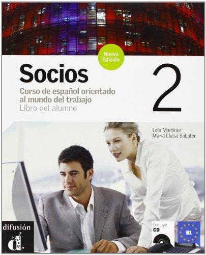 9788883441387: Socios. Ne alumno. CD: 2