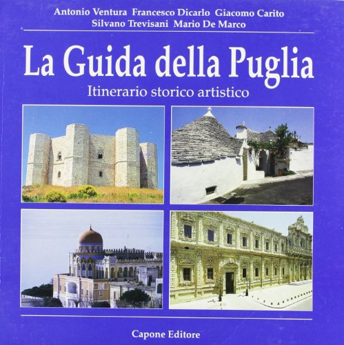 9788883490187: The guide-gook of Apulia Historico-artistic itinerary