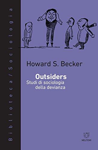 9788883537165: Outsiders. Studi di sociologia della devianza