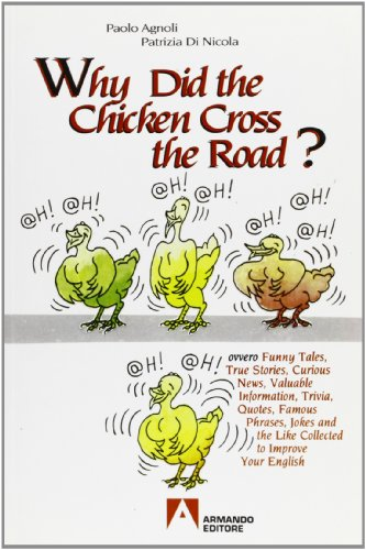 9788883581601 Why Did The Chicken Cross The Road Ovvero
