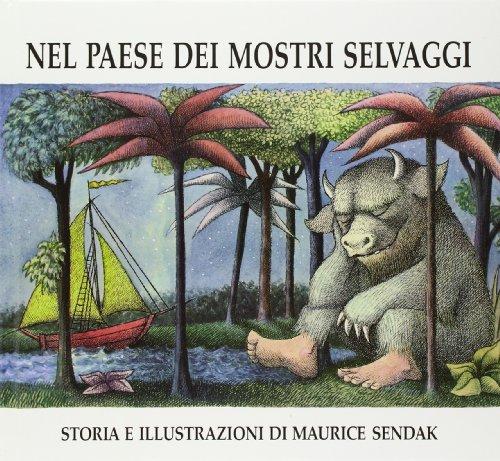 9788883620072: Nel Paese Dei Mostri Selvaggi (Italian Edition)