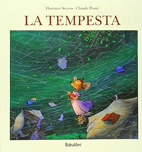 9788883620553: La tempesta. Ediz. illustrata