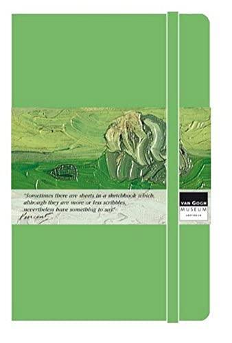 9788883702310: Moleskine Museum Van Gogh Notebook