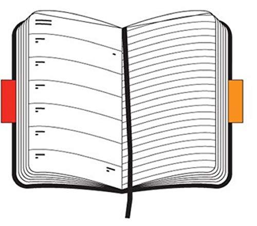 9788883706073: Moleskine 18mth Pocket Planner/Notebk July 06 -Dec 07 : 18 Months