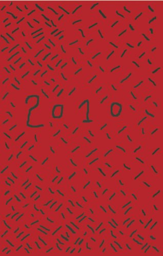9788883709579: Moleskine Artists' Collection - 2010 Daily Planner 12 Month - Red, Large (Moleskine Artist Collection)