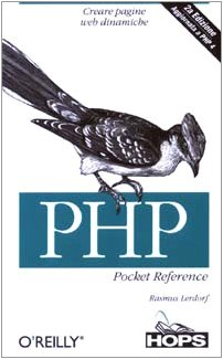 PHP Pocket Reference (8883780701) by Rasmus Lerdorf