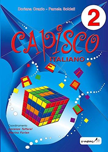 9788883881695: Capisco italiano. Per la Scuola elementare: 2