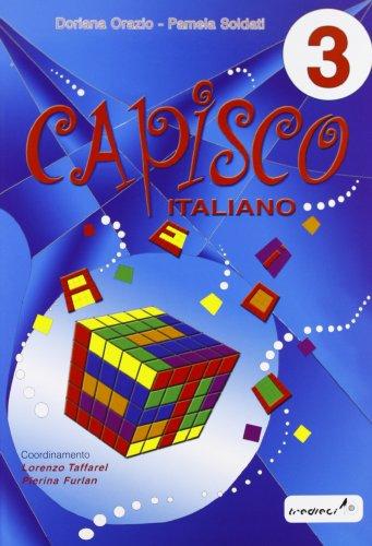 9788883881701: Capisco Italiano: Capisco 3 (Italian Edition)