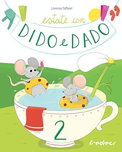 9788883884801: Estate con Dido e Dado. Per la Scuola elementare: 2