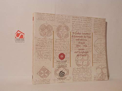 Il Codice Atlantico di Leonardo da Vinci: Gioppo Laura; Redemagni