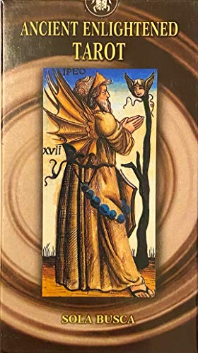 9788883950261: Ancient Enlightened Tarot Sola-Busca