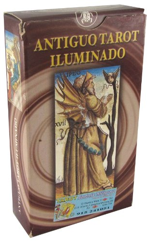 9788883950292: Antiguo Tarot Iluminado