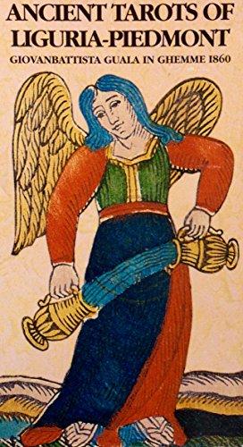 9788883950469: Ancient Tarot of Liguria-Piedmont