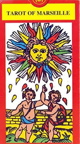 9788883950711: Tarot of Marseille