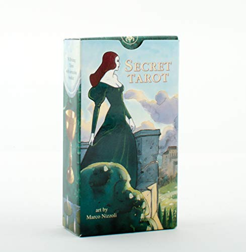 9788883950810: Secret Tarot: 78 full colour cards and instructions