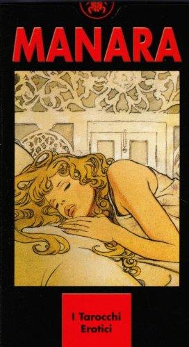 9788883951152: I tarocchi erotici