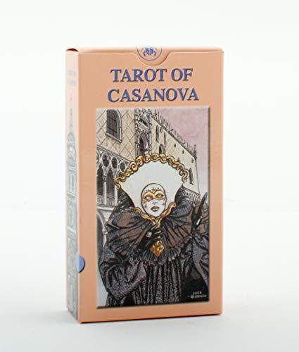 9788883951411: Tarot of Casanova
