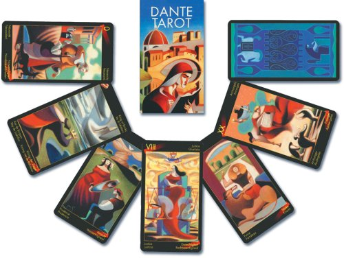 DANTE TAROT (cards): Andrea Serio