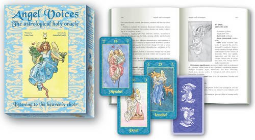 9788883952456: Angel Voices: The Astrological Holy Oracle
