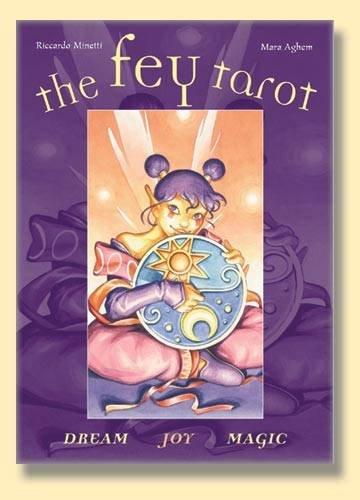 Fey Tarot Book: Riccardo Minetti